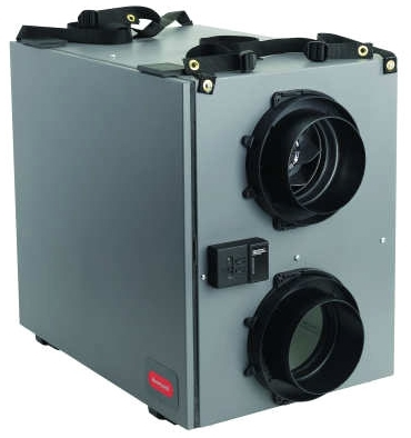 Honeywell VNT5150E1000 TrueFRESH 150 cfm Energy Recovery Ventilator
