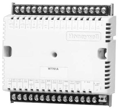 Honeywell W7761A2010 Excel 10 Remote I/O, has UUKL approval