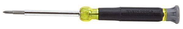 4-IN-1 ELECTRONICS SCREWDRIVER W/ ROTATING CAP