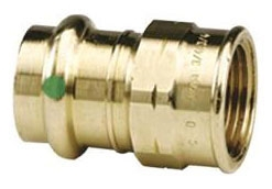 79295 1/2 X 3/8 LF PROPRESS FEMALE ADAPTER