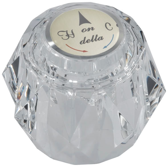 DELTA CLEAR LAV HANDLE