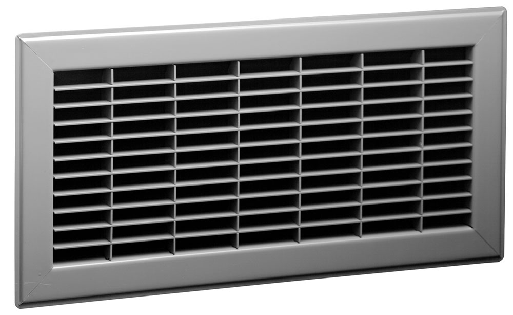 DA14316 265-4X14 RETURN AIR FLOOR GRILLE GS