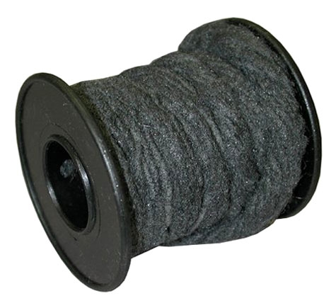 """T60005 JS 1/8"""" X 12' SPOOL GRAPHITE PACKING"""