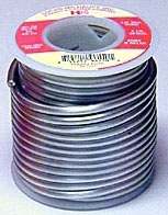 7702112 1 LB ROLL 50/50 WIRE SOLDER