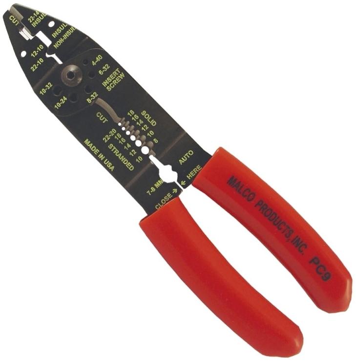 DA39583 PC9 <50556> TERMINAL CRIMPER