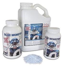 76055 BLUE MONSTER 1LB DRAIN BANGER