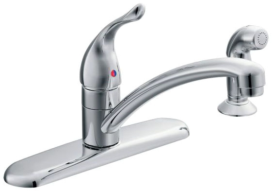 Single Handle Standard Kitchen Faucets