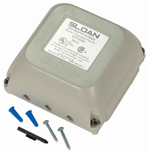 SLOAN JUNCTION BOX FOR MICROPHONE SENSOR