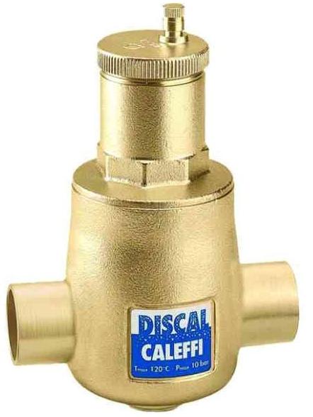 DA94028 551035A CALEFFI 1-1/4in SWEAT AIR