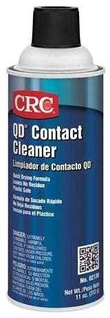 CRC 02130 QD CONTACT CLEANER (Quick Dry) 11oz Aerosol