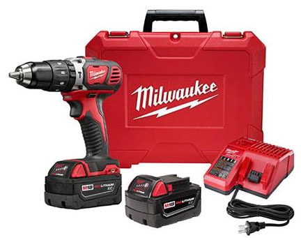MILWAUKEE M18 1/2IN. COMPACT