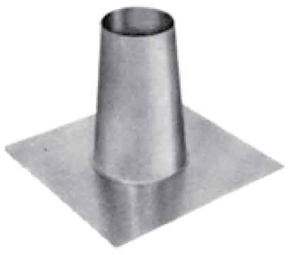 2213170 6RV TALL CONE FLAT ROOF FLASHING