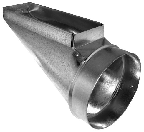5506560 28  2-1/4X12X6 CNTR STACK END BOOT