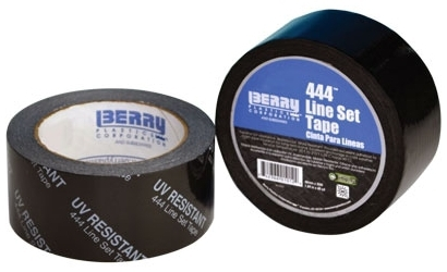 8901650 444 LINE SET TAPE BLACK