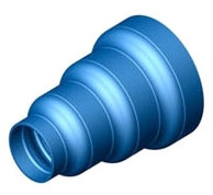 5956116 16in CONCENTRIC REDUCER 16X14X12X10