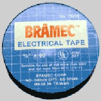 2395090 3/4in X 60ft BLK ELECTRICAL TAPE