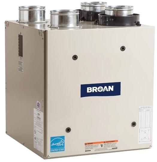 2451290 44152/HRV80T VENMAR/BROAN HRV TOP PORT
