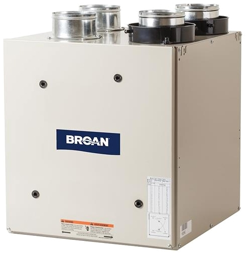 DA68048 41502/HRV90T VENMAR/BROAN HRV TOP PORT