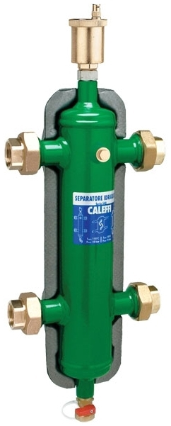DA95918 548009A 2in NPT CALEFFI HYDRAULIC SEP