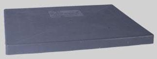 4903031 24X30 2in GREY PLASTIC A/C CONDENSER PAD