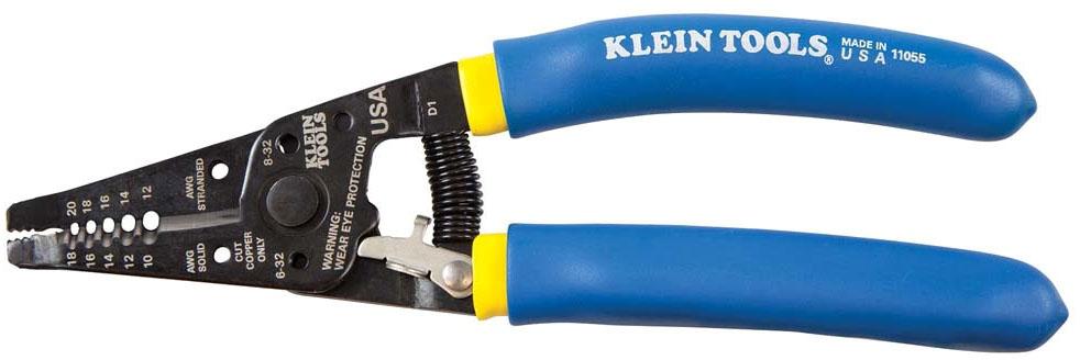 KLEIN 11055 Wire Stripper/Cutter