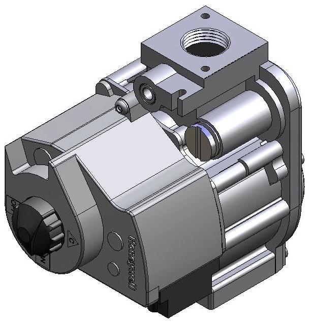 DA56160 5H76383 HSI LP GAS VALVE HD 30 45