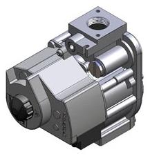 3820041 5H79751 HD 30-125 GAS VALVE DIRECT SPARK