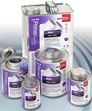 5926328 PVC CLEANER/PRIMER PURPLE 1QT CAN