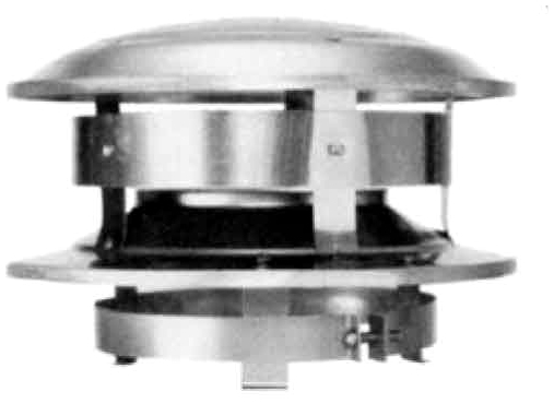 2223401 8T-CT CHIMNEY TOP ALL FUEL