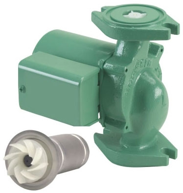 1052005 007-F5-7IFC 1/25 HP TACO PUMP W/INTEGRAL