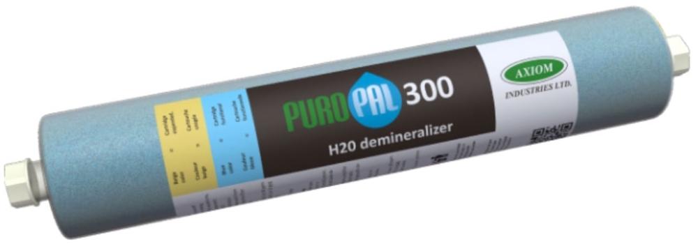 1016000 AXIOM PUROPAL-300 H2O DEMINERALIZER