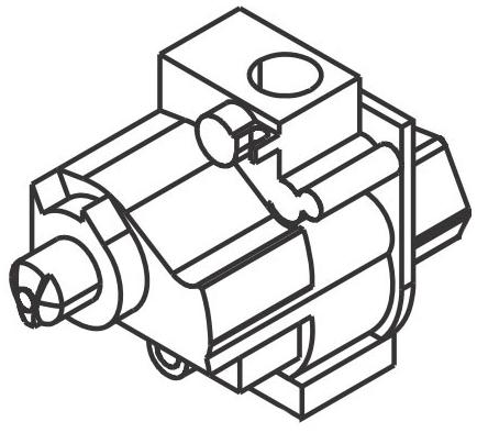 DA56045 3507220 (VR8204C-6018) LP GAS VALVE