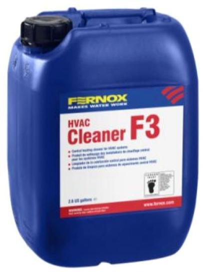 DA97214 59701 FERNOX F3 CLEANER 2.6 GAL