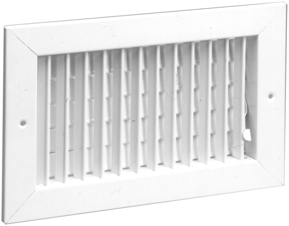 DA14598 821-14X6 SUPPLY REGISTER - WHITE