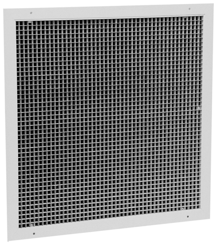 DA15981 RE5-10X10 ALUM WHITE EGG CRATE