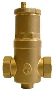 DA66664 EASB-1S JR B&G BRASS ENHANCED AIR