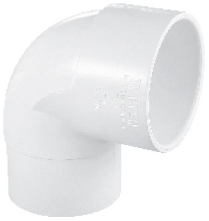 5926269 PVC 3/4in PVC SCH-40 90DEG STREET ELBOW