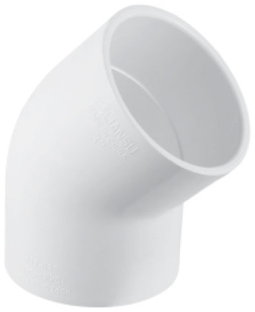 5926272 PVC 3/4in PVC SCH-40 45DEG ELBOW