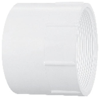5926233 PVC 1/2in SCH-40 FEMALE ADAPTER