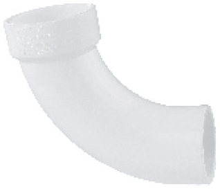 5926308 PVC 3in 90DEG LONG SWEEP STREET ELBOW