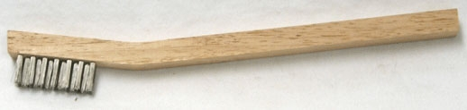 DA60462 81002 STAINLESS STEEL WELDERS BRUSH
