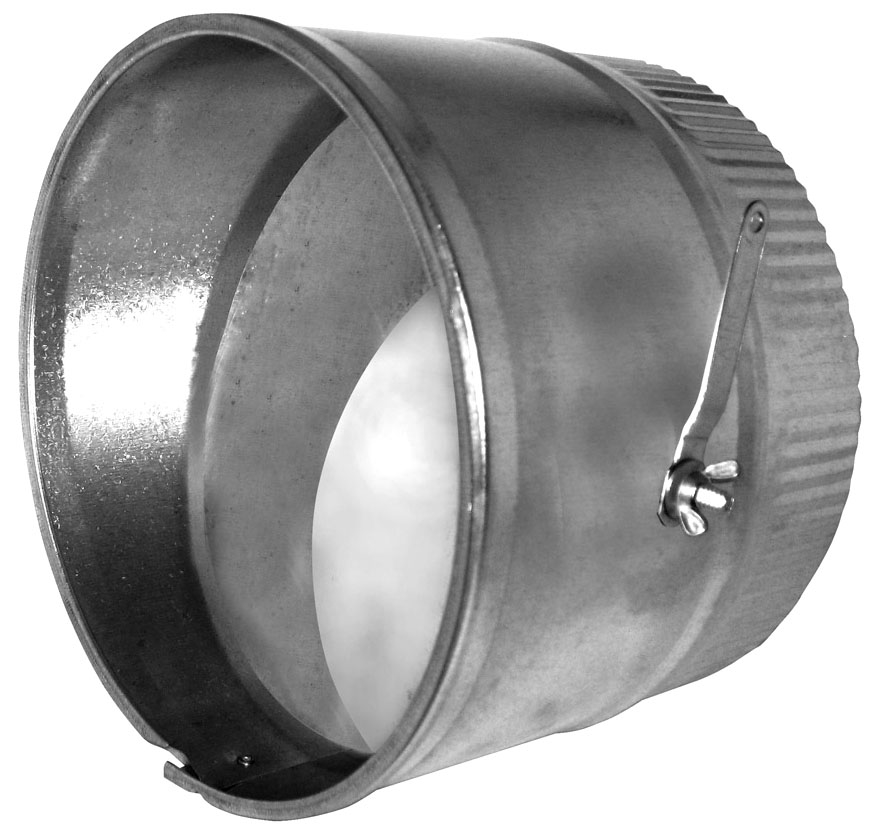 8100308 156D8 8in FLD S/M SPIN COLLAR W/DAMPER