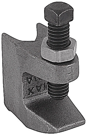 7371110 3/8in BEAM CLAMP TO HANG THREAD ROD