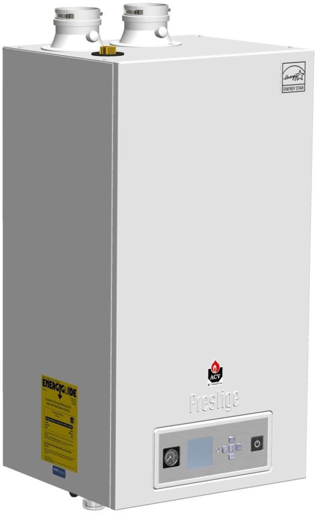 DA10015 PA110 SOLO PRESTIGE ACV-MAX BOILER 95%
