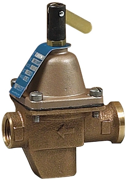 1081200 B1156F 1/2in BRONZE PRES RED/FEED VALVE