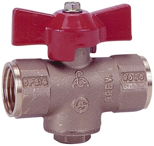 DA31878 GBV-1 1in GAS COCK 0545007