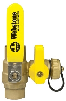 DA99911 50614W  LEAD-FREE 1in SWT BALL VALVE