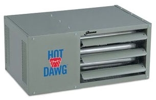 3162060 HD 60A MODINE (LP) HOT DAWG UNIT HTR