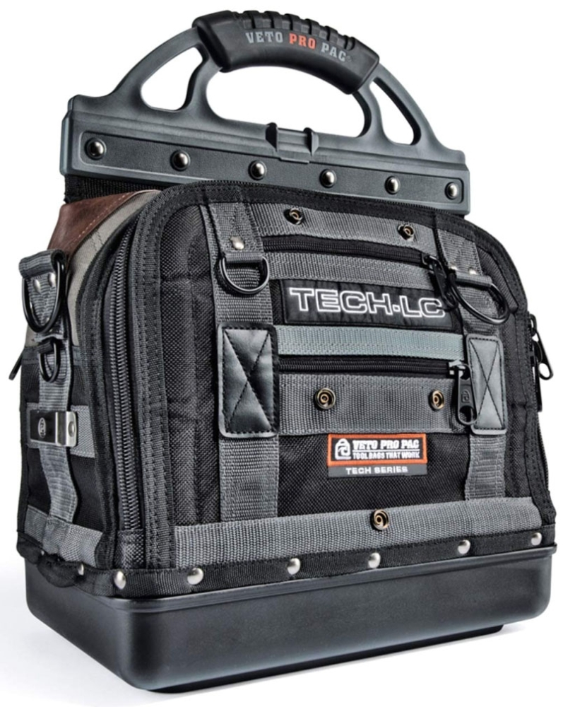 DA99603 VETO TECH-LC  CLOSED TOP TOOL BAG