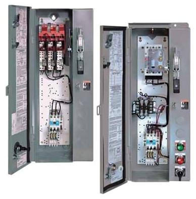 C-H ECN0521AAA-R63/D 120V SIZE 2 NEMA 1 STARTER